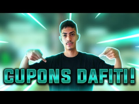 Cupom de desconto Dafiti - Cupom de desconto Dafiti