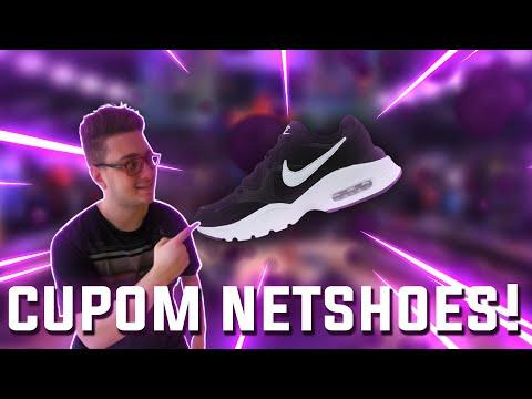 Cupom de desconto Netshoes - Cupom de desconto Netshoes