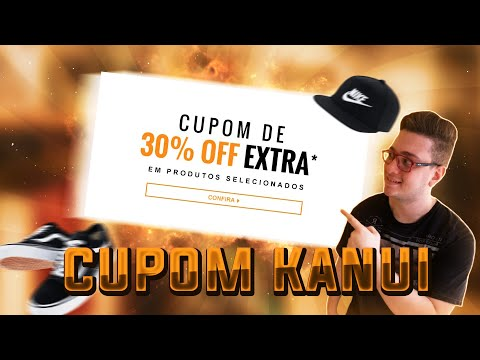 Cupom de desconto Kanui - Cupom de desconto Kanui
