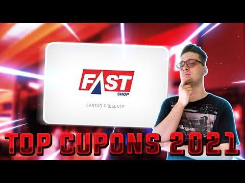 Cupom de desconto Fast Shop - Cupom de desconto Fast Shop